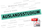 Auslandsstudium eBook