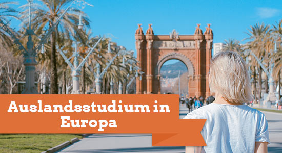 Auslandsstudium in Europa