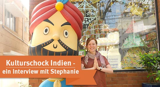 Kulturschock in Indien | Interview