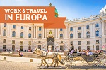 Work and Travel durch Europa | Station in Wien