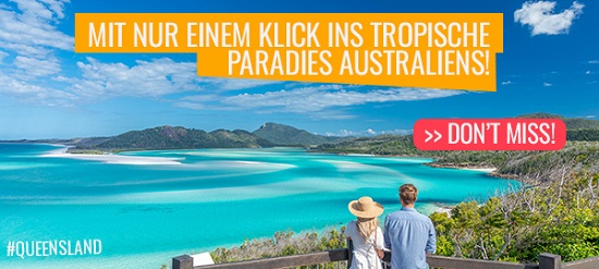Work and Travel in Queensland | Das tropische Paradies im Norden Australiens